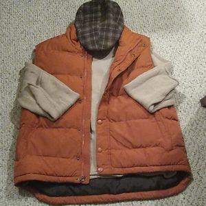 Winter Puffer Vest